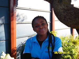 Abigirl Chaponda